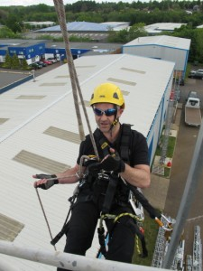 Rope Access BS 7985