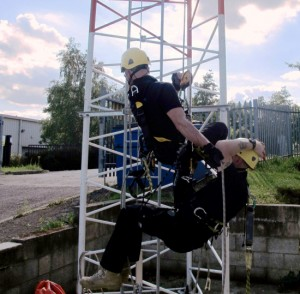 Tower and Structural Rescue Refresher
