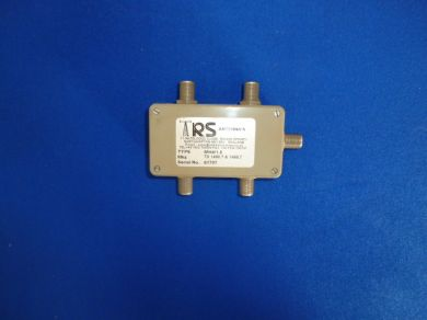 SU4 4 Way Splitter Unit Frequeny Range 150-470Mhz