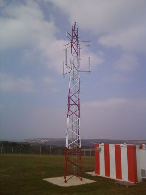 TRS2-4 18 Metre Self Supporting Tower