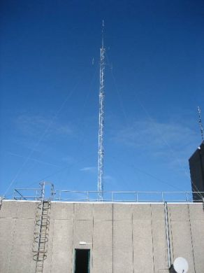 SL40GM12 12 Metre Guyed Lattice Masts