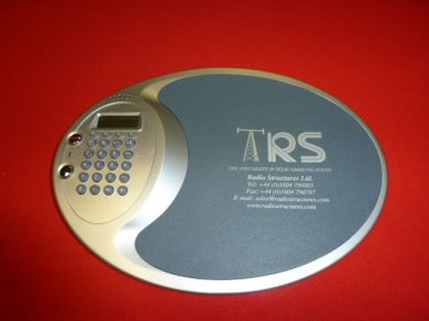 TRS Mouse Mat Calculater