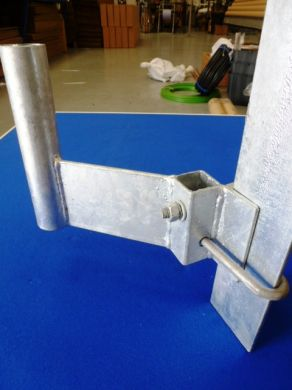 SVTB/8 Vertical Angle Tower Stub Mounting Bracket
