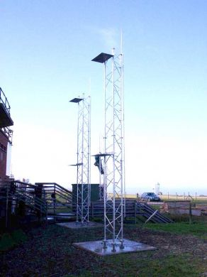 Masts Towers Posts Slimline Lattice Masts Sl40 2