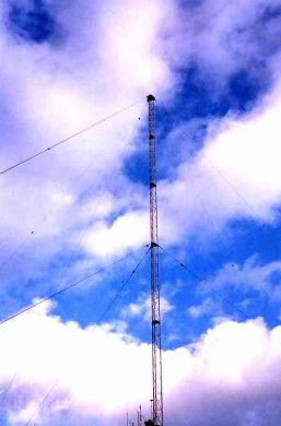 SL40GM18 18 Metre Guyed Lattice Mast