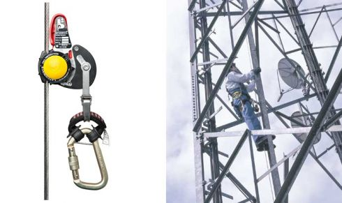 Mast / Tower Fall Protection