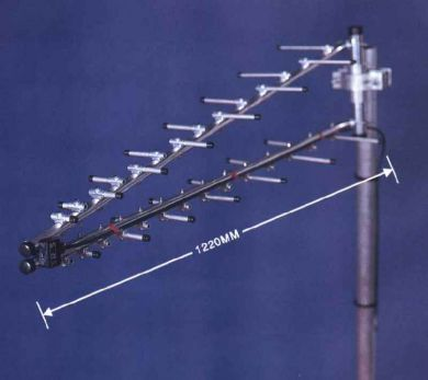 Antennas Log Periodic Lpa650 Log Periodic Antenna
