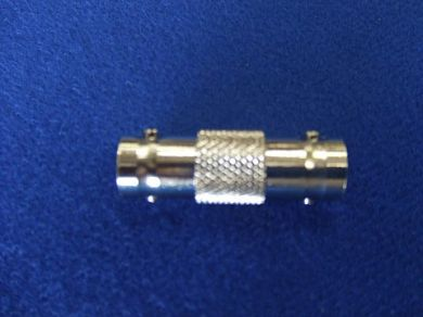 BNC Female to Female Straight Adaptor