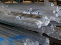 "Aluminum tube 1.3/4"" OG 16g polished 5.9m lengths"
