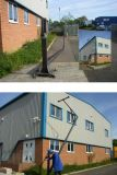 CCTV / Lighting - Lamp Post Style - Tilt Over or Static Options