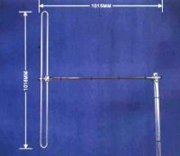 CDF106 Folded Dipole Frequency Range 93-114MHz