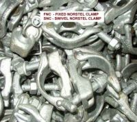 Galvanised Swivel Nostal Clamps