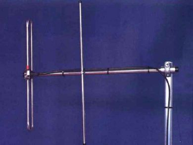 VHF2 Two Element Yagi Frequency Range 70-225MHz